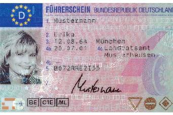 Befristeter Führerschein